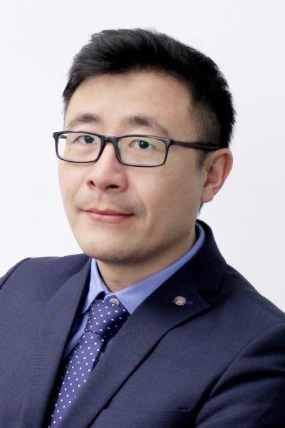 Jiliang Gao